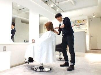 ケーツースリーヘア(k23hair)の写真/【プライベートサロン】髪本来の美しさを引き出す自然派の素髪職人。大人女性悩みの解決サロンです◇