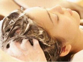 バランス(balance)の写真/【癒しの眠れるヘッドスパを…】とにかく髪と頭皮のコリをほぐす!!普段頑張っているアナタへ…★★