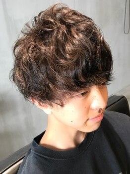 """メンズヘアースパイス 本庄(Mens Hair SPICE)の写真/佐賀でメンズ専門サロンといえば""""Men's Hair SPICE""""!!雰囲気を変えたいならカラーチェンジがオススメ★"""