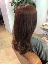 ファミーユ ヘア(Famille Hair)40代オススメ!!毛先ゆる巻きパーマヘア