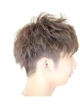 ブルック(BRUCKE by cocco)【BRUCKE大和】メンズニュアンスショートヘア
