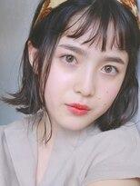 シアン(SYAN)☆ターバンアレンジ☆