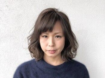 ヘアーデザイニングアリュール(Hair Desining ALLUЯE)の写真/【総社】一人ひとりの骨格・肌色・髪質・好みに合わせてカット。再現性×デザイン力に定評あり。