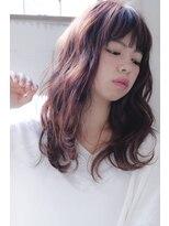 ヘアーアンドメイク シーク 八王子(HAIR&MAKE SeeK)トワイライト×ゆるウェーブ