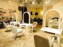 アクアスヘアーデザイン 西原店(AQUAS hair design)の雰囲気(お手頃価格で毎日楽しめる「オシャレ」をお手伝い♪)