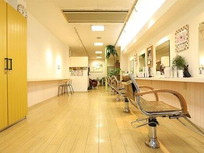 ヘアーデザインスクロール 和田町店(Hair Design scroll)
