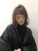 ヘアーサロン セル(Hair Salon CELL)【ナチュラル外ハネボブ】
