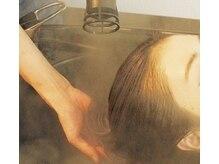 リライト(rewrite)の雰囲気(髪へ潤いとトリートメントの栄養を浸透させるナノスチーム使用★)