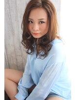 【川崎】大人かわいい×ゆるウェーブパーマ