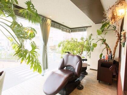 ヘアーリゾート アトリエ ソレイユ 相武台(Hair Resort Atelier SOLEIL)の写真