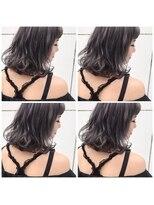 ヘアーメイクチック(HAIR MAKE CHiC)プラチナグレー