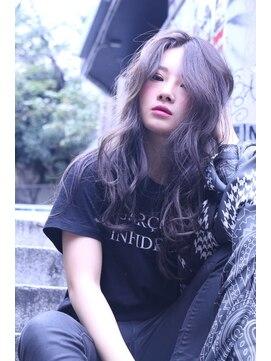 ヘアサロンエム 渋谷店(HAIR SALON M)グランジ☆マリングレージュ