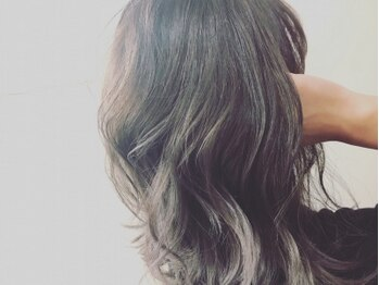 ヘアー カラー マート 武佐店(Hair color MART)の写真/髪のお悩みやご希望に合わせて、グレイ・リッチ・プレミアムの3種類のメニューをご用意しています!