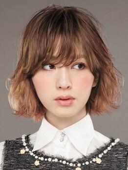 エフモード ヘアスタイル 下妻店(F-MODE hairstyle)の写真/【年中無休☆】嬉しいプチプラだから何度でも通いやすい♪定期的なケアでキレイをキープしましょう*
