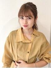 シマ ギンザ アネックス(SHIMA GINZA ANNEX)猪俣 亜紀子