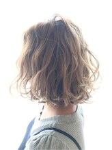 ヘアーサロン ソルト(hair salon SALT)イエローアッシュ