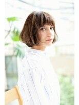 ウル(HOULe)【HOULe】大人女子に人気!横顔美人☆美シルエットボブ★
