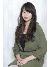 ヘアーアンドメイク ソファー 泉中央店(hair&make Sofa)アッシュグレーロング
