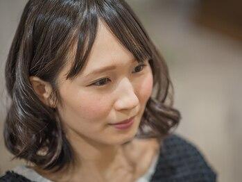 エーアンドケイ(A&K)の写真/美容師講師による【3Dカット】で、自宅で簡単に再現でき伸びてもまとまる、「似合う」が持続する髪型へ。
