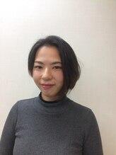 ヘアーサロン ミマ(Hair Salon MIMA)アシンメトリーショートボブ