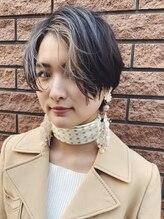 アミヘアーサプライ(AMI Hair Supply)インナーカラー/センシュアルショート/ダブルカラーケアブリーチ