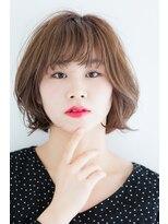 リル ヘアーデザイン(Rire hair design)【Rire-リル銀座-】 無造作☆くせ毛風ボブ☆