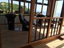 ビーチ(BEACH×BEACH)の雰囲気(気に囲まれたプライベート空間。水の音と景色に癒されます。)