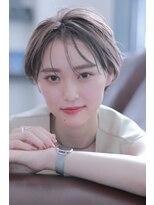 【Charme】 日紫喜清矢 ヌーディーカラー×マニッシュショート♪