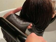 『妥協のないヘアケア』へのこだわり☆髪質に合わせたケア&アドバイスで艶髪へ変える☆【浦和】