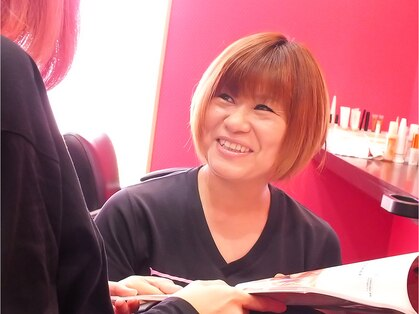 ヘアースタジオ みゅーく(HAIR STUDIO)の写真
