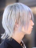 グリット ヘアプラスフォト(grit HAIR+PHOTO)【grit.】YOHEI WORKS (育てるホワイトブロンド 04)