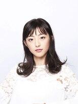 サラビューティーサイト 志免店(SARA Beauty Sight)柔らかな質感のリラクシーナチュラルスタイル