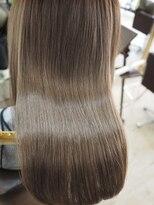 リリーズ ヘア(Lily's Hair)艶髪♪透明感カラー♪アプリエ☆ミックスアッシュ♪