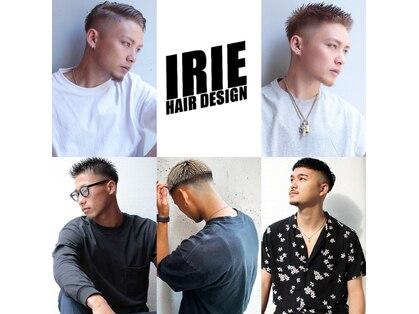 アイリーヘアデザイン(IRIE HAIR DESIGN)の写真