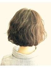 マブヘアーアンドメーク(mab hair&make)大人カジュアルボブ
