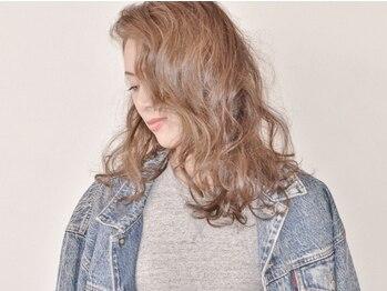 ヘアデザインロアール アリオ倉敷店(Hair Design Loire)の写真/『しっかり巻きたい/ゆるく巻きたい』など、どんなご要望もお任せください!満足の対応&仕上がりが大人気◇