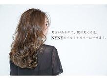 ニューヨークニューヨーク 近鉄草津店(NYNY)の雰囲気(徹底して髪を大事にする技術だからこそ、イルミナも一味違う!)