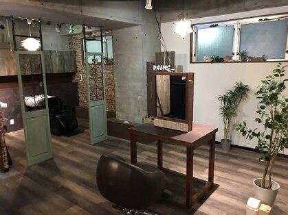 hair studio PALMS