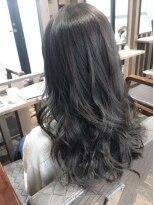 アピューズ ヘアー(Apiuz Hair)Apiuz Hair Cool☆ブルーアッシュ