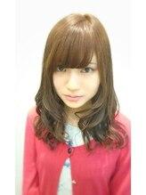 ヘア デザイン ルナ(Hair Design Luna)【Luna】♪艶巻きスタイル♪
