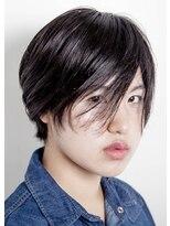 〔No.8 中村〕ショート 長めの前髪