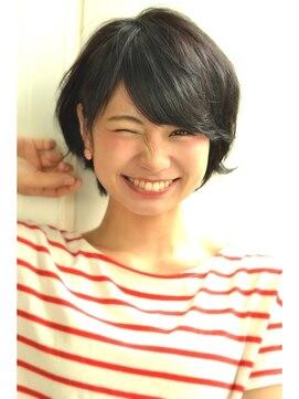 アンアミ オモテサンドウ(Un ami omotesando)【Un ami】 HAPPYになれる 似合わせボブ (増永剛大)