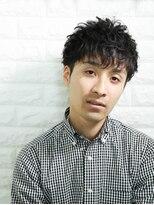 ベンケイ(HAIR AVENUE benkei)【簡単スタイリング】無造作ニュアンスパーマ