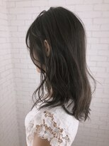 ヘアーガーデンロルド(hair garden Rold)グレージュシフォンカール