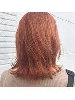 ケーオーエス(KOS beauty hair, nail & eyelash)オレンジベージュ