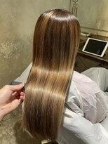 サロンドミルク 原宿(salon de MiLK)艶髪光沢!髪質改善トリートメント