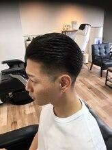 リアン プレミアムバーバー(Lien premium barber)爽やかショート