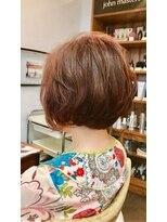 ミーノ(mieno)【髪質改善】髪を傷めない☆ショートボブ【自由が丘】
