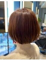 ウノプリール 西梅田ハービスプラザ店(uno pulir)【KEN】ショートボブ