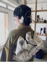 キートス ヘアーデザインプラス(kiitos hair design +)ヘアセット